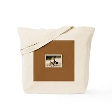 Cowboy Roundup Tote Bag