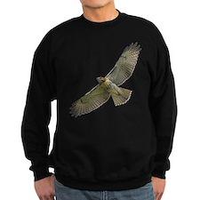 Soaring Red-tail Hawk Sweatshirt