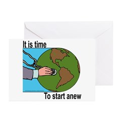 As the world Rots Greeting Cards (Pk of 20)
