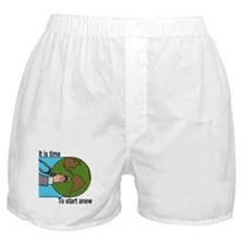 As the world Rots Boxer Shorts