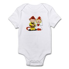 Unique Couples Infant Bodysuit