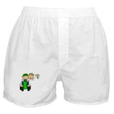 Cute Daisy wedding Boxer Shorts