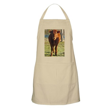 red angus 2 BBQ Apron