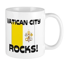 Vatican City Rocks! Mug