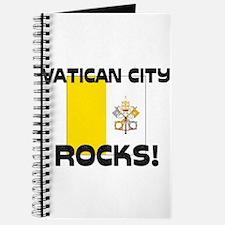 Vatican City Rocks! Journal