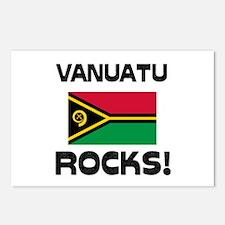 Vanuatu Rocks! Postcards (Package of 8)
