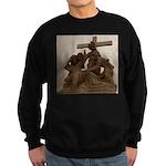 crucifixion Sweatshirt (dark)