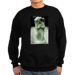 Praying Angel Sweatshirt (dark)