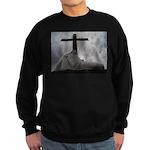Mary and Jesus Sweatshirt (dark)