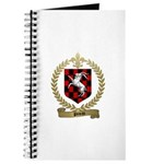 PINEAU Family Crest Journal