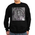 New Orleans Cemetery Sweatshirt (dark)