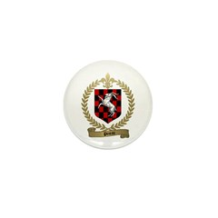 PINEAU Family Crest Mini Button (100 pack)