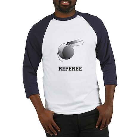 Referee Gift Baseball Jersey