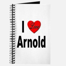 I Love Arnold Journal