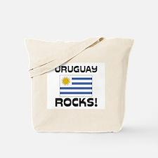 Uruguay Rocks! Tote Bag