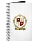 PICOT Family Crest Journal