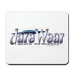 dare wear Mousepad