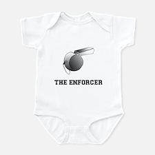 The Enforcer Ref Infant Bodysuit