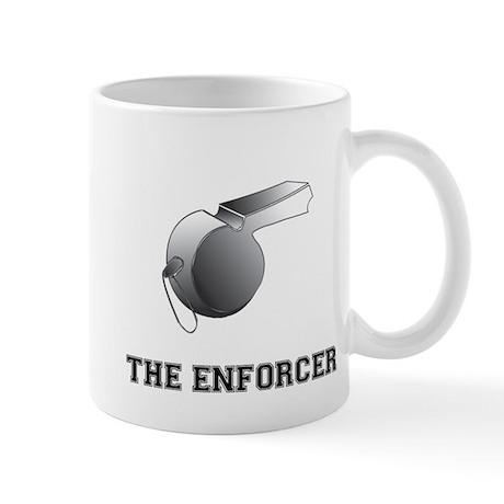 The Enforcer Ref Mug