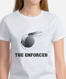 The Enforcer Ref Tee