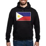 Philippine Flag Hoodie (dark)