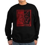 Year of the Boar Sweatshirt (dark)