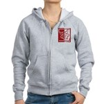 Year of the Boar Women's Zip Hoodie