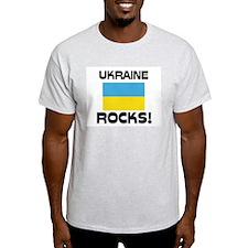 Ukraine Rocks! T-Shirt