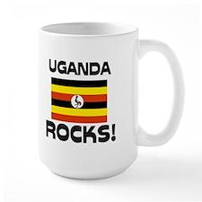 Uganda Rocks! Mug