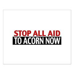 Ban Acorn Posters