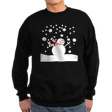Holiday Snowman Sweatshirt