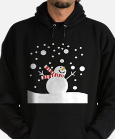Holiday Snowman Hoodie