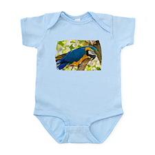 Blue & Gold Macaw Infant Bodysuit