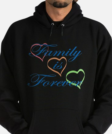 Family is Forever Hoodie (dark)