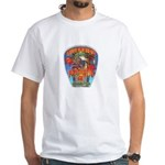 Riverside FD Station 4 White T-Shirt