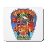 Riverside FD Station 4 Mousepad