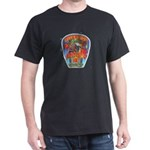 Riverside FD Station 4 Dark T-Shirt