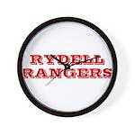 Rydell Rangers Wall Clock