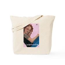 Loteria Series 08: La Tatuada Tote Bag