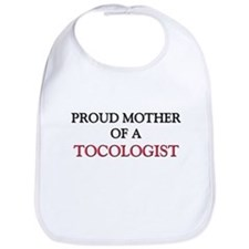 Proud Mother Of A TOOLMAKER Bib