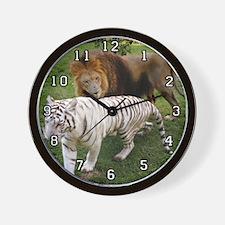 Cam & Zabu Wall Clock
