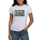 Colorado mountains Women's T-Shirt