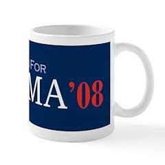 Librarians For Obama '08 Coffee Mug