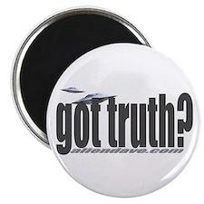 got truth? Magnet