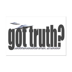 got truth? Posters