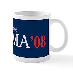 Builders For Obama '08 Coffee Mug
