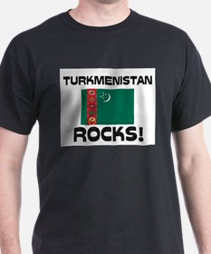 Turkmenistan Rocks! T-Shirt