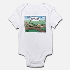 Maniac! Infant Bodysuit