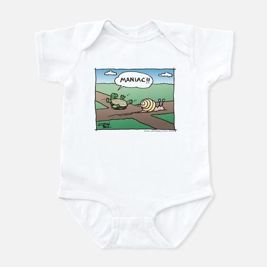 Maniac! Infant Bodysuit