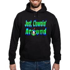 Clownin Around Hoodie